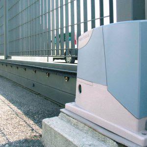 Заказать автоматические привода для откатных ворот в Кемерово